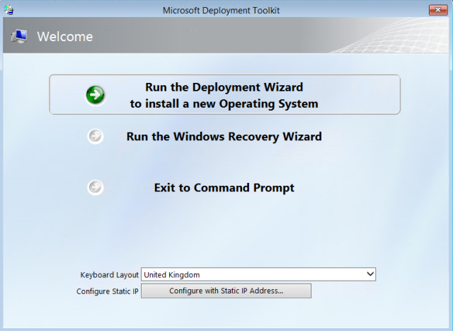 Install and Configure MDT 2013 (Part 1) – Philip Flint